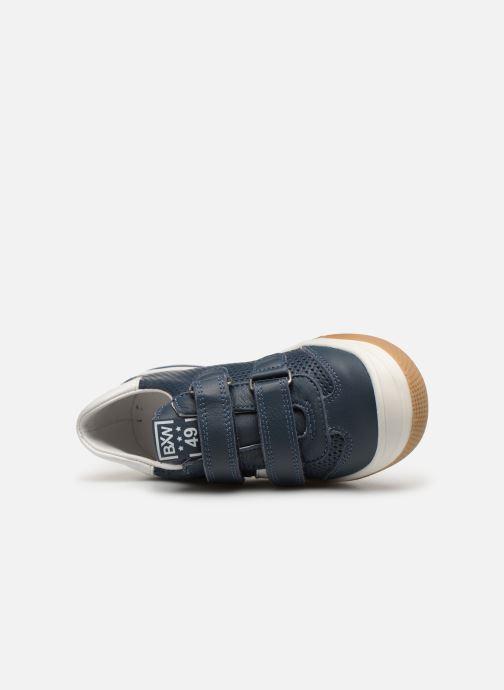 Sneakers Bopy Vasile Blå bild från vänster sidan