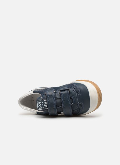 Sneakers Bopy Vasile Blauw links