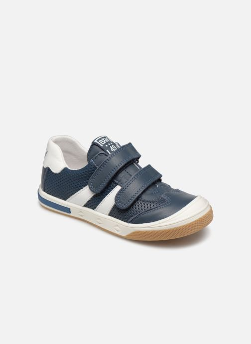 Trainers Bopy Vasile Blue detailed view/ Pair view