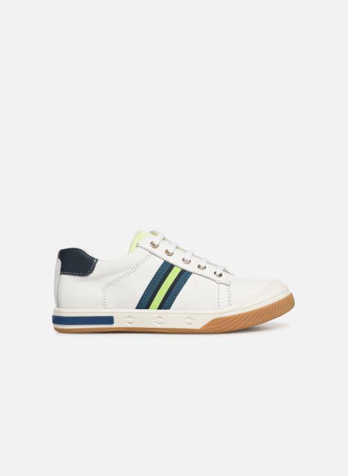 Sneakers Bopy Victarus Wit achterkant