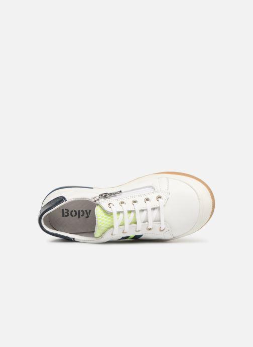 Baskets Bopy Victarus Blanc vue gauche
