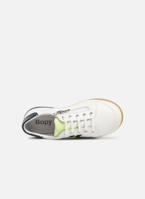 Trainers Bopy Victarus White view from the left