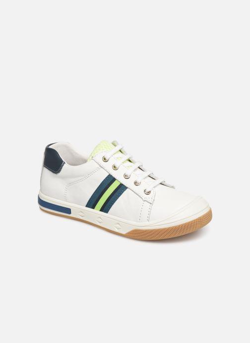 Sneakers Bopy Victarus Wit detail