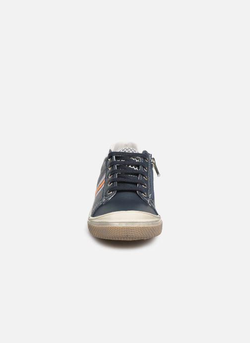 Baskets Bopy Victarus Bleu vue portées chaussures