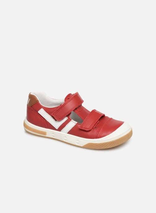 Sneakers Bopy Vito Rood detail