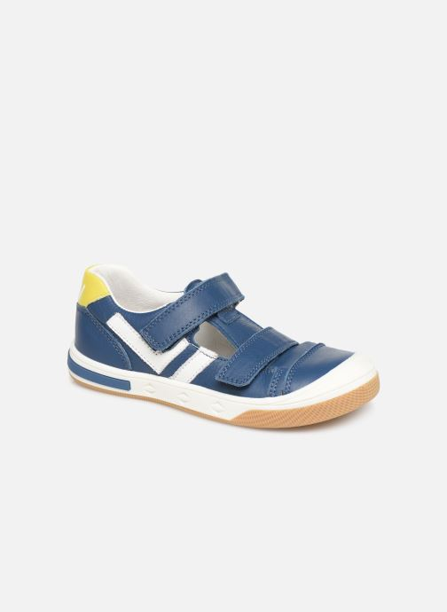 Sneakers Bopy Vito Blauw detail