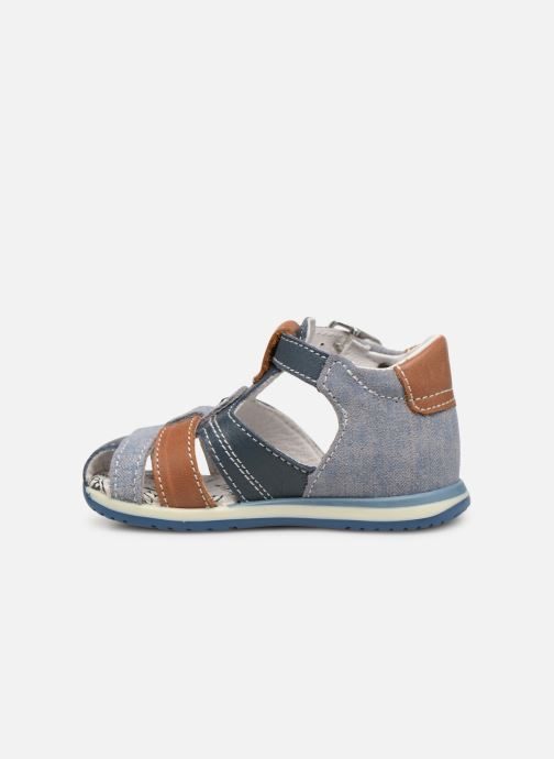 Sandalen Bopy Zac Blauw voorkant
