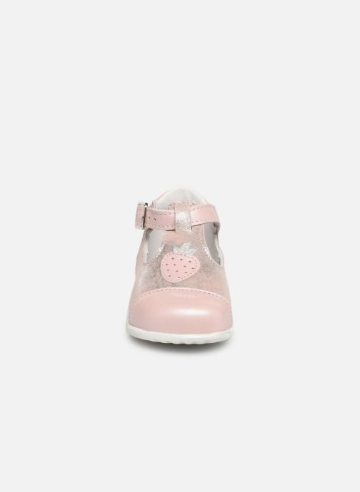 Ballet pumps Bopy Zaniel Pink model view