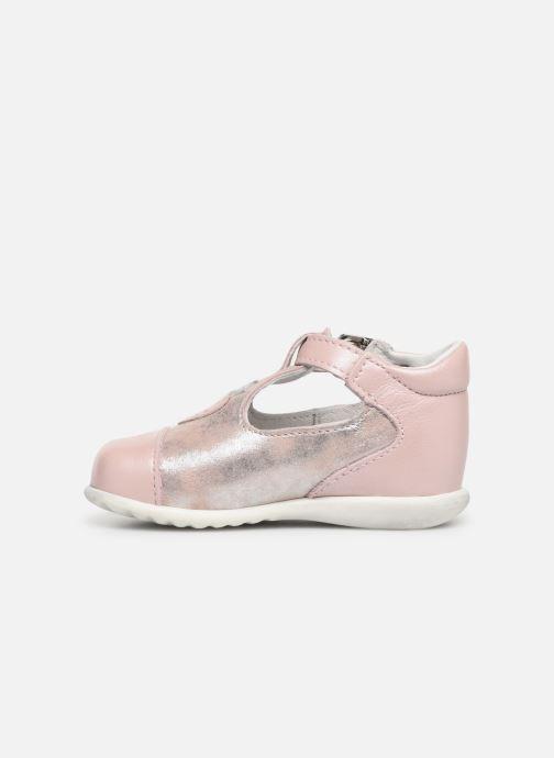 Ballerinas Bopy Zaniel rosa ansicht von vorne