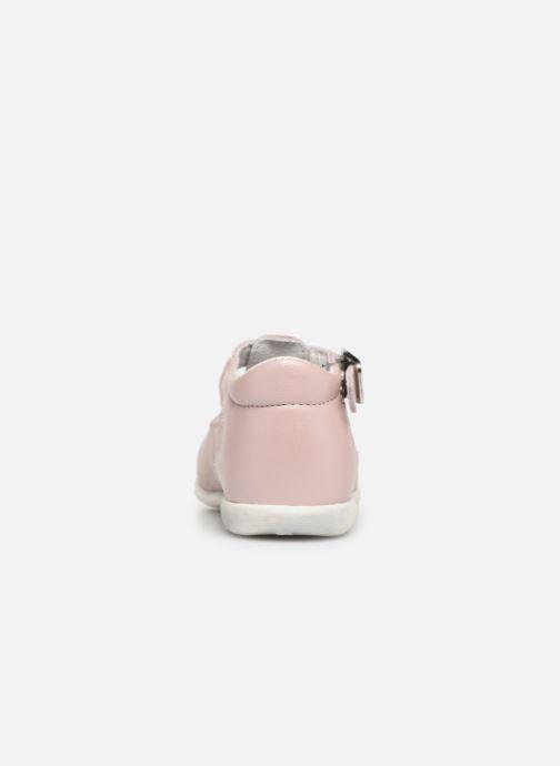 Ballerinas Bopy Zaniel rosa ansicht von rechts
