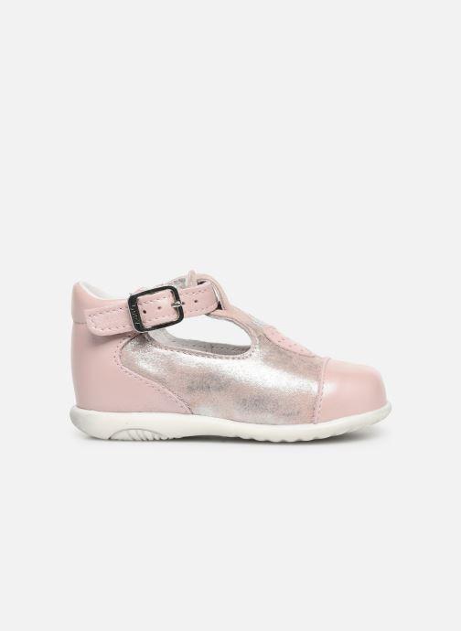 Ballerinas Bopy Zaniel rosa ansicht von hinten
