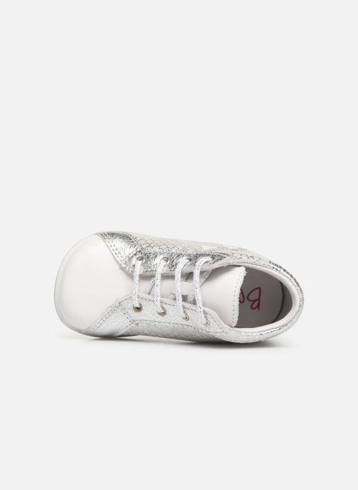 Bottines et boots Bopy Zevena Blanc vue gauche