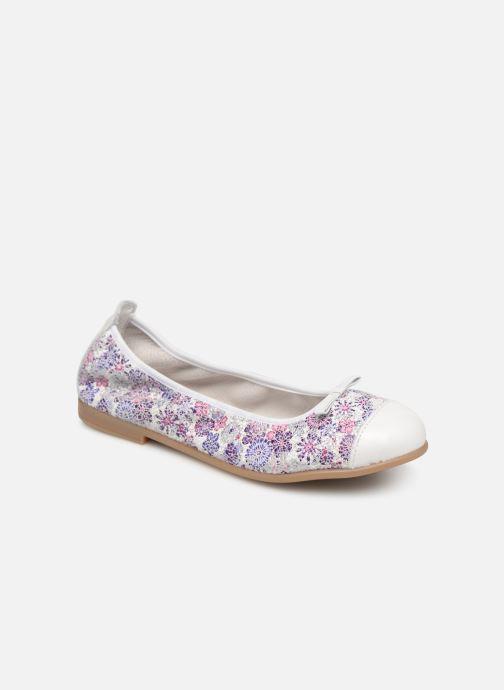 Ballerines Bopy Sacra Violet vue détail/paire