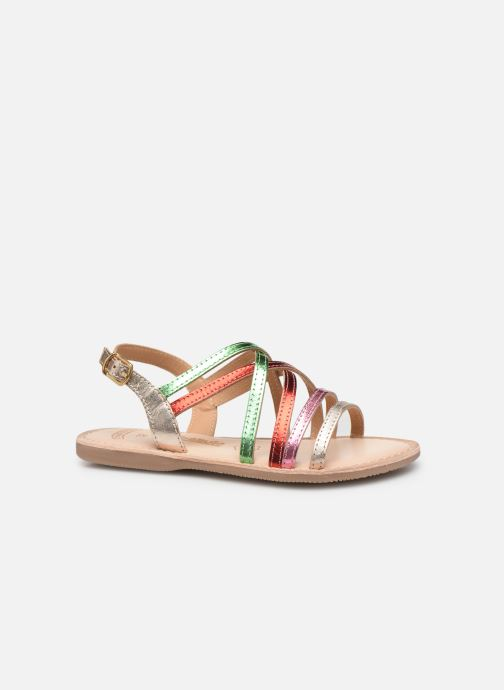 Sandals Bopy Fabrille Lilybellule Multicolor back view