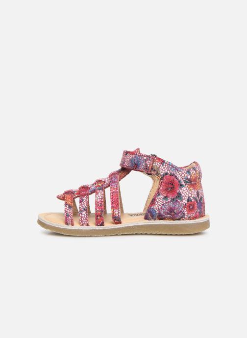 Sandales et nu-pieds Bopy Habilam Kouki Multicolore vue face