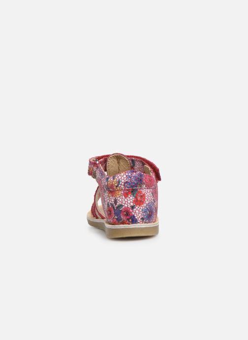 Sandales et nu-pieds Bopy Habilam Kouki Multicolore vue droite