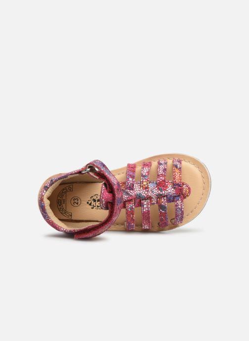 Sandales et nu-pieds Bopy Habilam Kouki Multicolore vue gauche