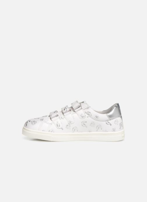 Sneakers Bopy Lobrille Lilybellule Bianco immagine frontale