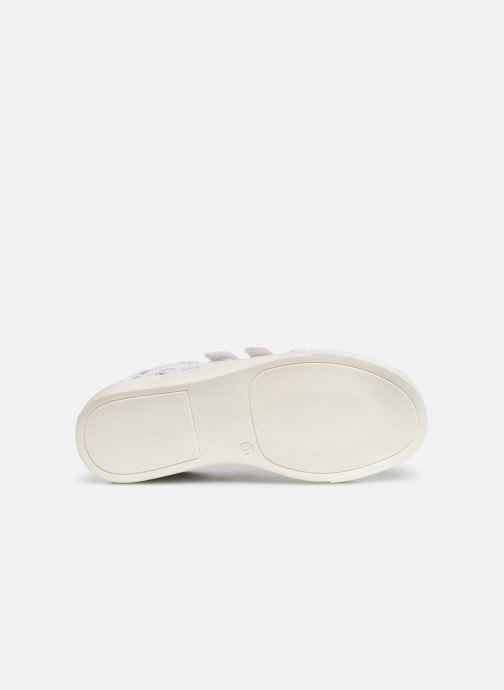 Sneakers Bopy Lobrille Lilybellule Bianco immagine dall'alto