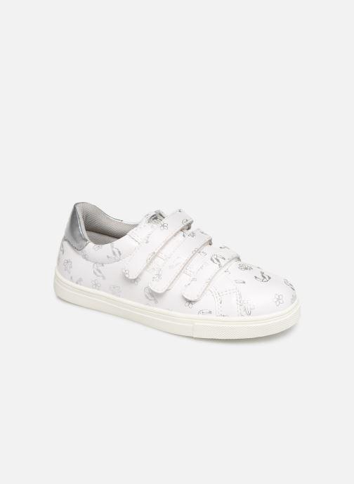 Sneakers Bopy Lobrille Lilybellule Wit detail