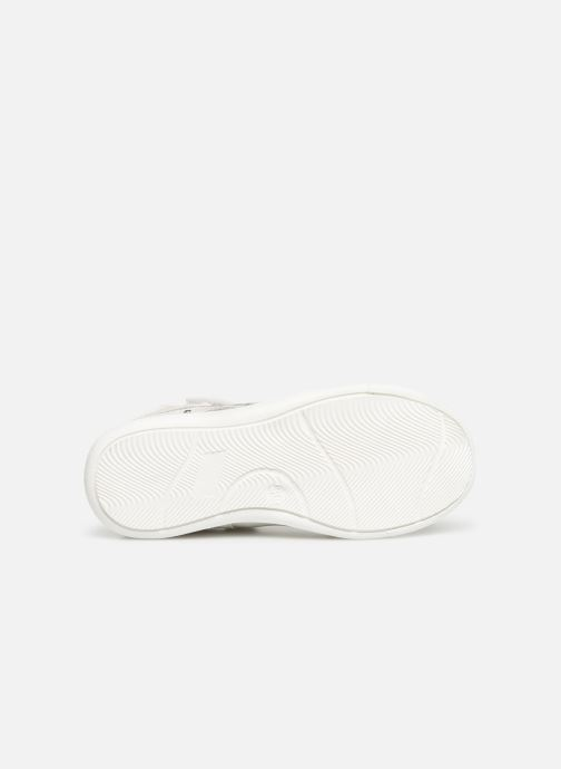 Ballet pumps Bopy Nael Lilybellule Silver view from above