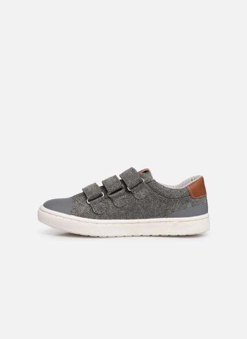 Sneaker Bopy Tamiflu SK8 grau ansicht von vorne