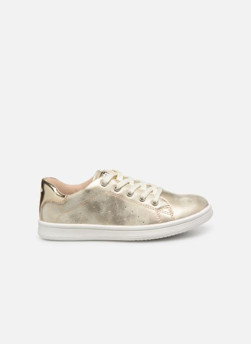 Trainers Bopy Touzac Lilybellule Bronze and Gold back view