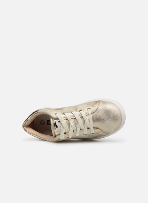 Sneakers Bopy Touzac Lilybellule Goud en brons links