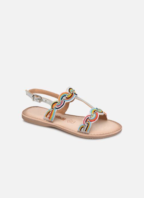 Sandales et nu-pieds Bopy Fendala Lilybellule Multicolore vue détail/paire