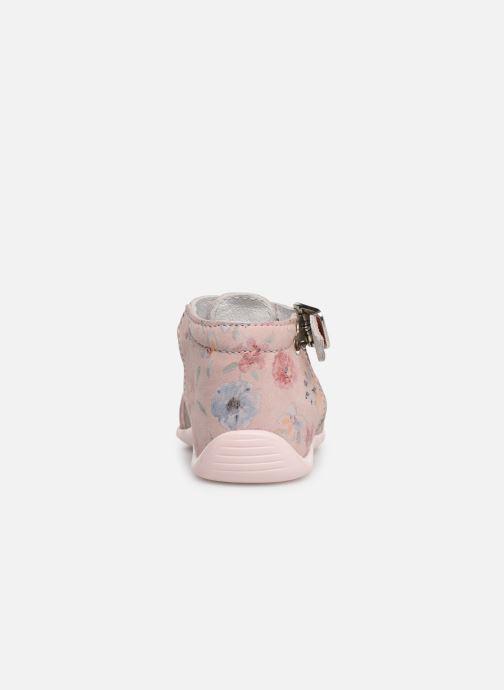Sandalen Bopy Pafleur Roze rechts