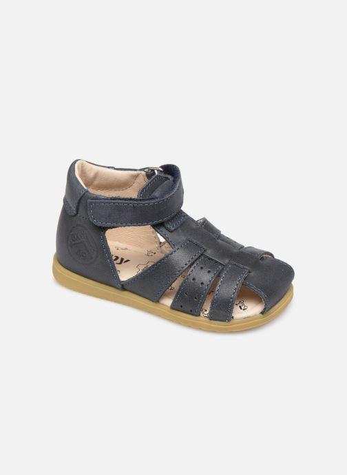 Sandales et nu-pieds Bopy Ralphic Bleu vue détail/paire