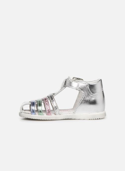 Sandalen Bopy Ricura Zilver voorkant