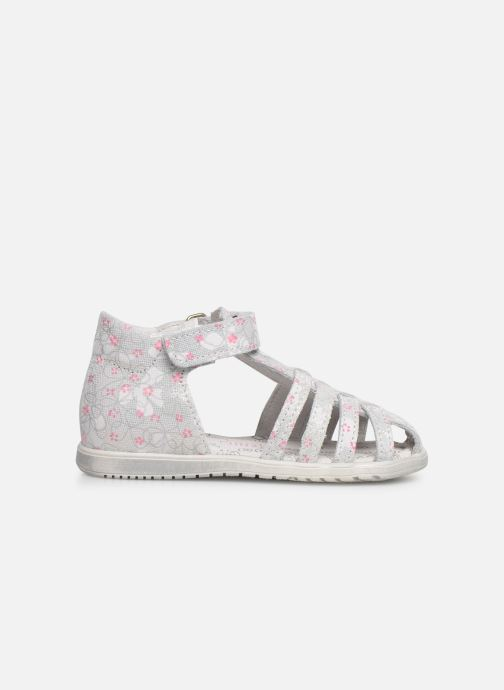 Sandals Bopy Rifluo White back view