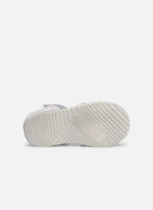 Sandals Bopy Rifluo White view from above