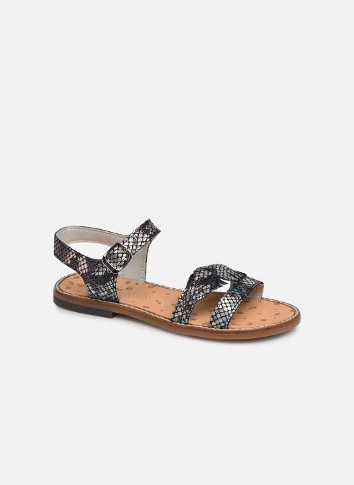 Sandales et nu-pieds Bopy Elmina Noir vue détail/paire