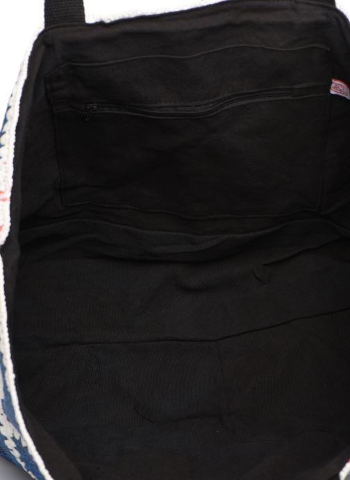 Sacs à main Facteur Céleste PETULA SKAI PLASTIC Bleu vue derrière