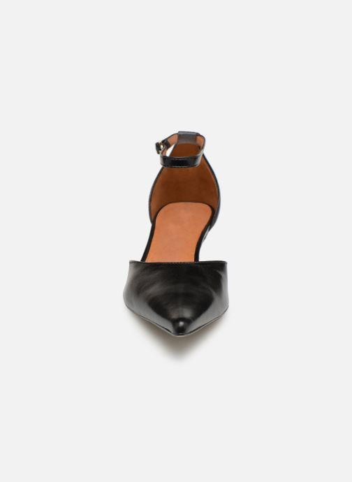 Escarpins Georgia Rose Tehila Noir vue portées chaussures