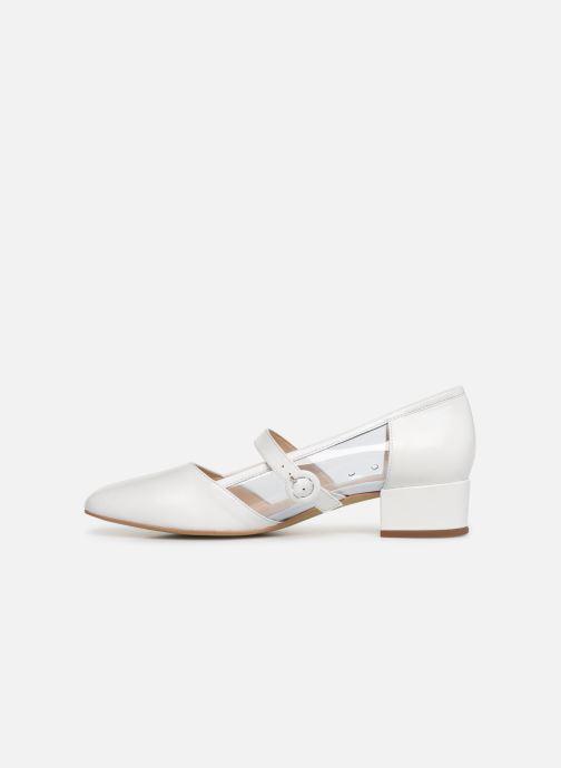 Ballerina's Georgia Rose Taplexa Wit voorkant