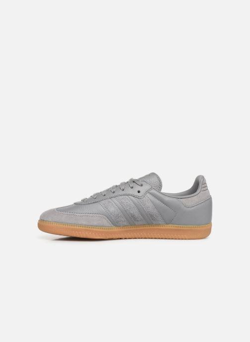 Sneakers adidas originals Samba Og Ft Grijs voorkant