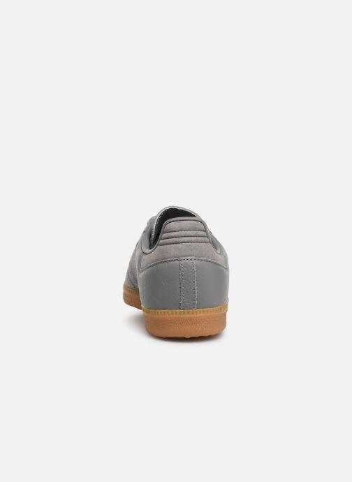 Sneakers adidas originals Samba Og Ft Grijs rechts