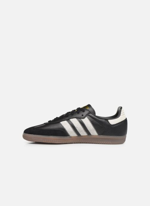 Trainers adidas originals Samba Og Ft Black front view