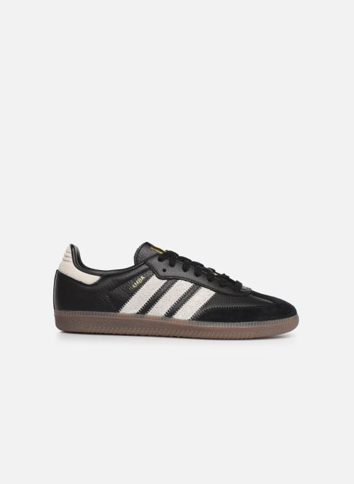 Trainers adidas originals Samba Og Ft Black back view