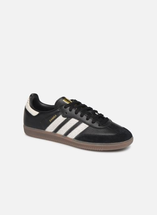Trainers adidas originals Samba Og Ft Black detailed view/ Pair view