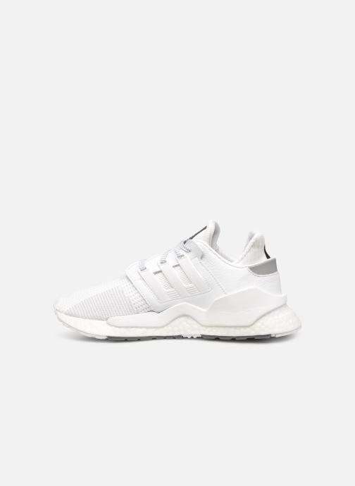 Sneakers adidas originals Eqt Support 91/18 Wit voorkant