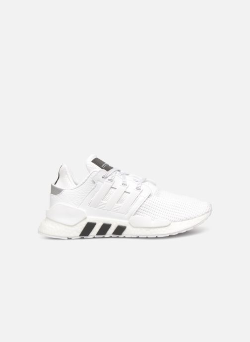 Sneakers adidas originals Eqt Support 91/18 Wit achterkant