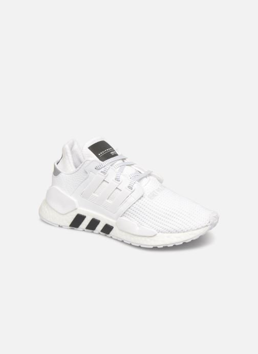 Trainers adidas originals Eqt Support 91/18 White detailed view/ Pair view