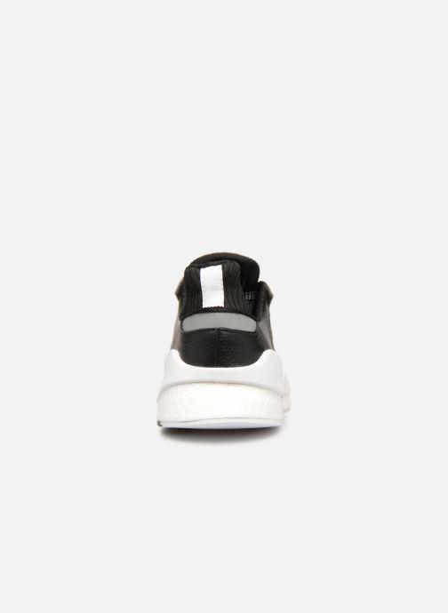 Baskets adidas originals Eqt Support 91/18 Noir vue droite