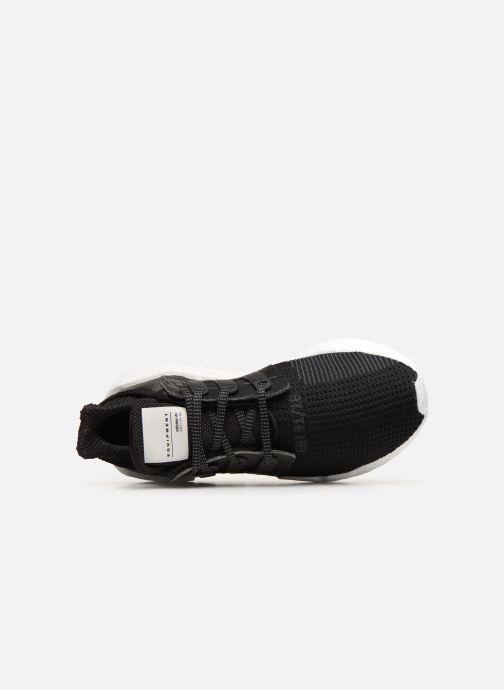 Baskets adidas originals Eqt Support 91/18 Noir vue gauche
