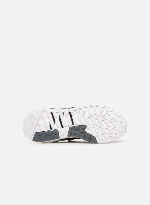 Baskets adidas originals Eqt Support 91/18 Noir vue haut