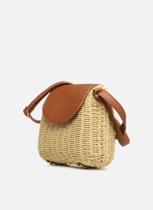 Handbags Gioseppo VIESTE Beige model view